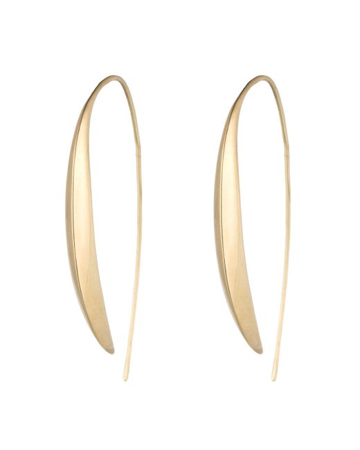 Alexis Bittar | Metallic Medium Marquis Kidney Wire Earring You Might Also Like | Lyst