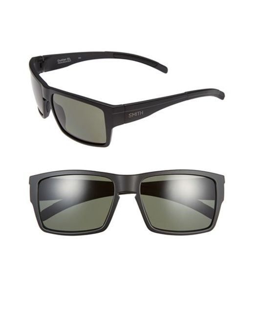 Smith Optics | Green 'outlier Xl' 56mm Polarized Sunglasses for Men | Lyst