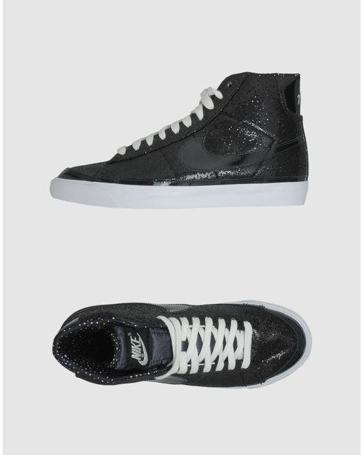 Nike | Black Roshe Run Womens Running Shoes for Men | Lyst