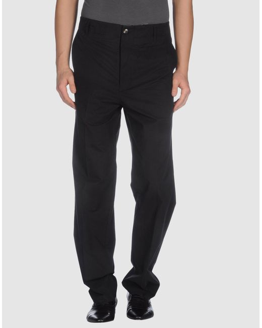 Rick Owens | Black Dress Pants for Men | Lyst