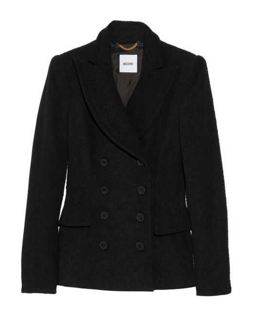 Moschino | Black Blazer | Lyst