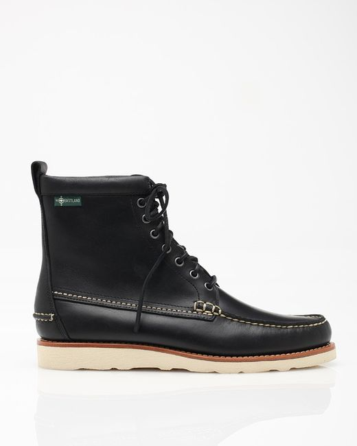 Eastland 1955 Edition | Black Sherman 1955 Leather Boot for Men | Lyst