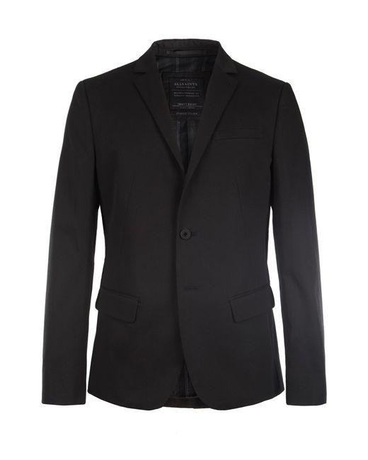AllSaints | Black Matsue Blazer for Men | Lyst