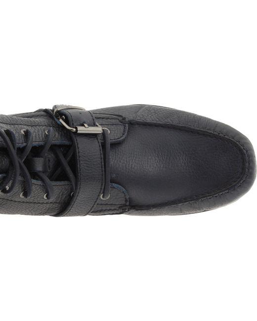 Polo Ralph Lauren Willingcott Boots In Black For Men