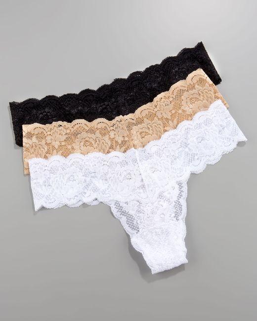 Cosabella | Black Cutie Low-rise Thong | Lyst
