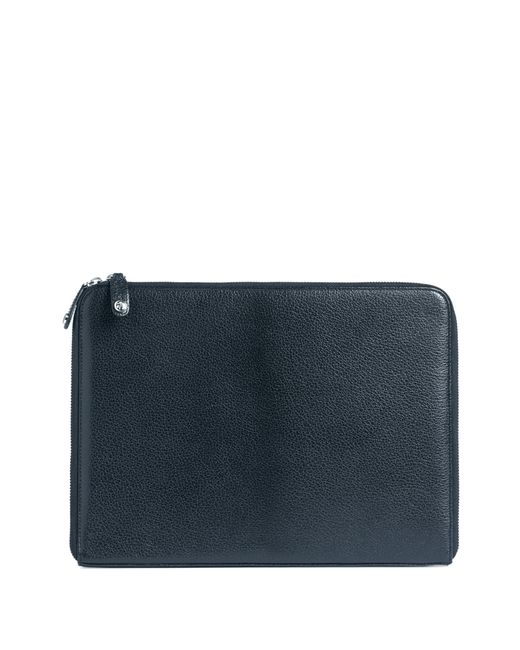 Brooks Brothers | Black Buffalo Document Case | Lyst