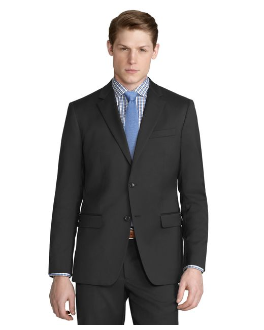 Brooks Brothers | Gray Milano Fit Solid 1818 Suit for Men | Lyst
