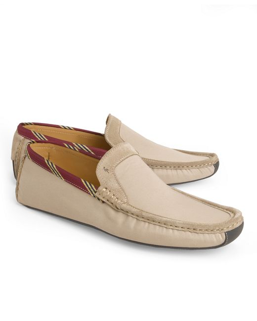 Brooks Brothers | Natural Harrys Of London® Jet Mocs for Men | Lyst