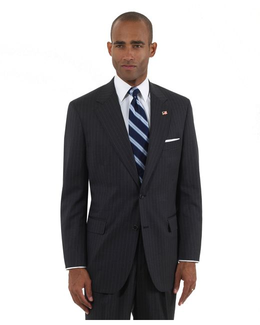 Brooks Brothers | Gray Madison Fit Two-button 1818 Suit for Men | Lyst