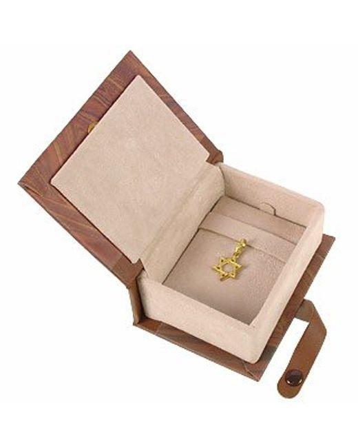 Torrini | Stella Di David - Medium 18k Yellow Gold Pendant | Lyst