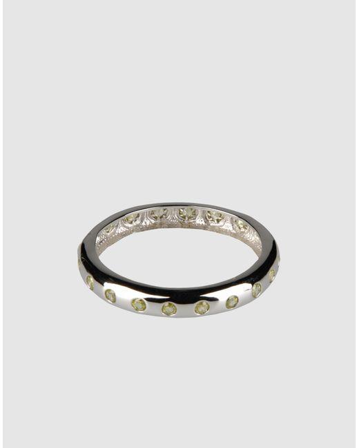 Noir Jewelry | Green Bracelet | Lyst