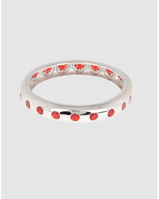 Noir Jewelry | Red Bracelet | Lyst