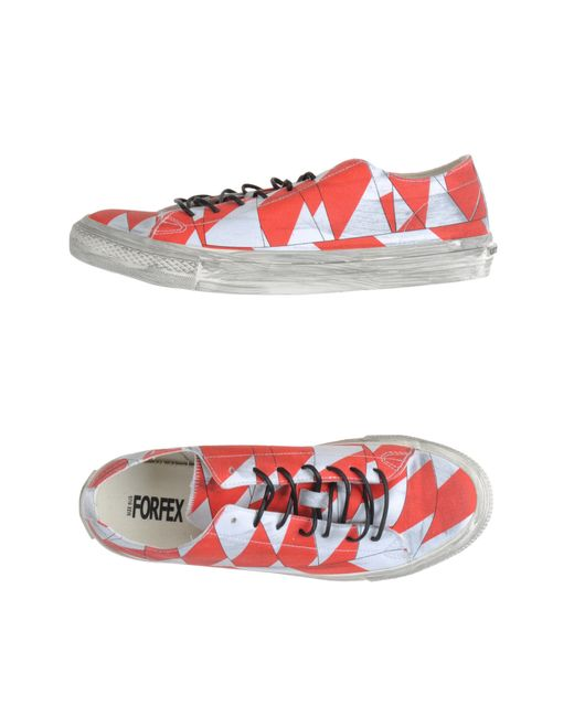 Forfex | Pink Trainers for Men | Lyst