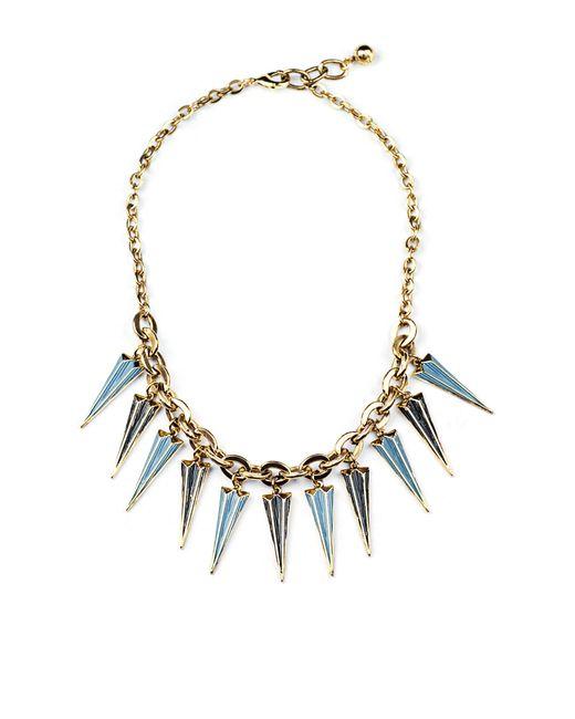 Lulu Frost | Metallic Orbit Necklace | Lyst