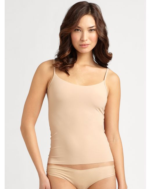 Commando | Natural Stretch Camisole | Lyst