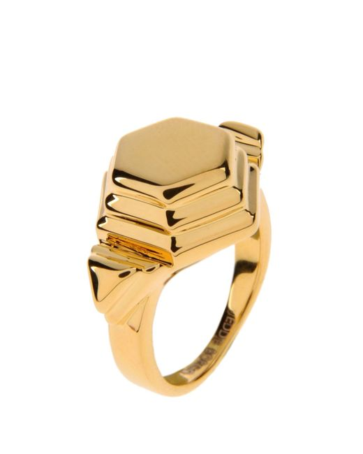 Eddie Borgo | Metallic Ring | Lyst