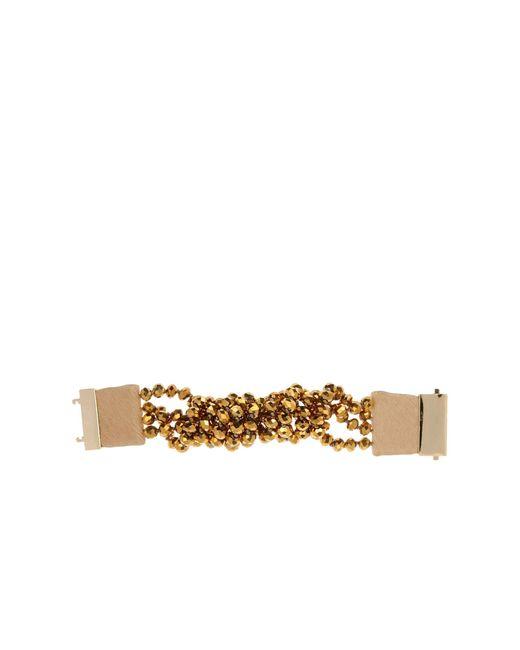 INTROPIA | Metallic Bracelet | Lyst