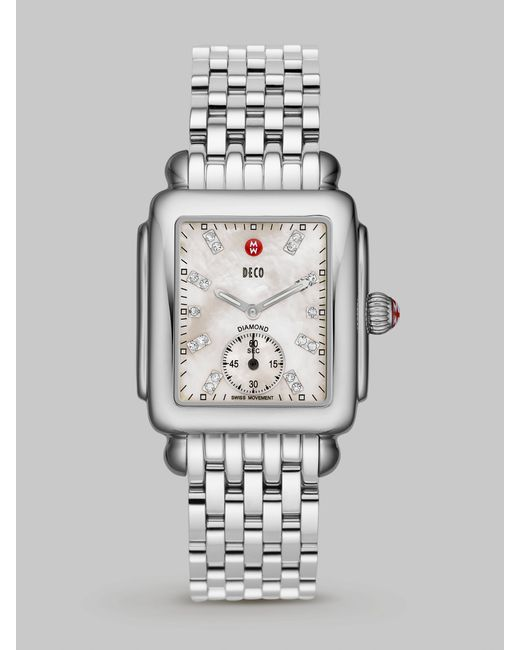 Michele Diamond Watch Sale