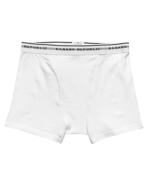 Banana Republic Mens Boxer Shorts. by Banana Republic. $ $ 12 99 Prime. FREE Shipping on eligible orders. Some sizes/colors are Prime eligible. 5 out of 5 stars 1. Product Features Banana Republic Mens. Banana Republic Men's Boxers 3-Pairs Boxer Shorts X-Large/XL - Waist.