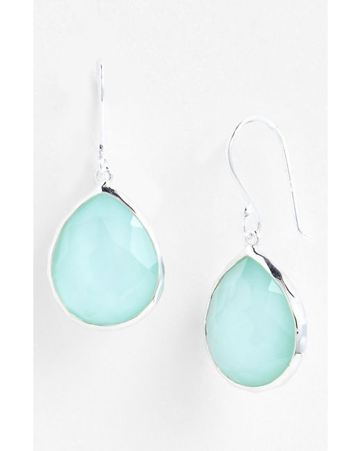 Ippolita | Metallic 'wonderland' Teardrop Earrings | Lyst