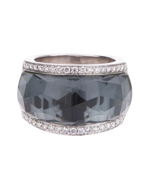 Stephen Webster | Metallic 'classic Crystal Haze' Ring | Lyst