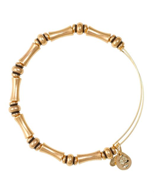 ALEX AND ANI | Metallic Bangle | Lyst