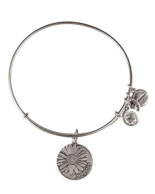 ALEX AND ANI | Metallic Daughter Bangle | Lyst