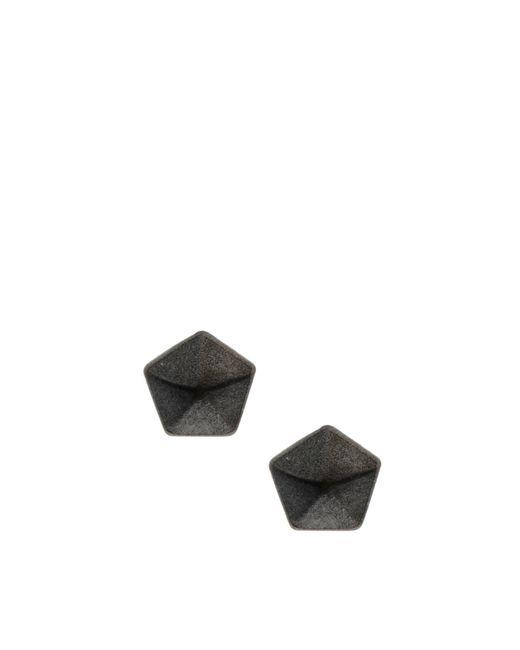 ASOS | Gray Pernille Corydon Rivet Stud Earrings | Lyst