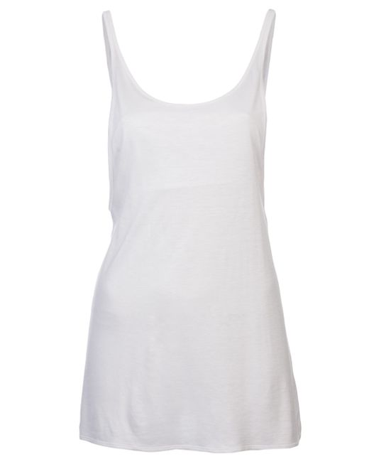 T By Alexander Wang | White Classic Jersey T-shirt | Lyst
