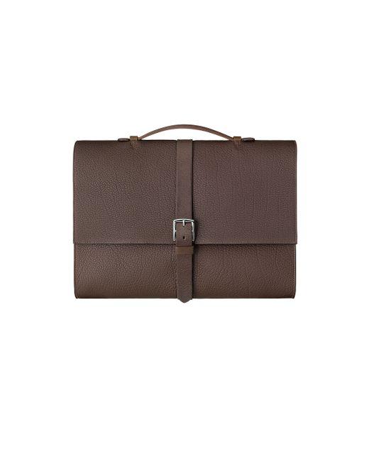 Hermès   Brown Etriviere Ii Meeting 38 for Men   Lyst