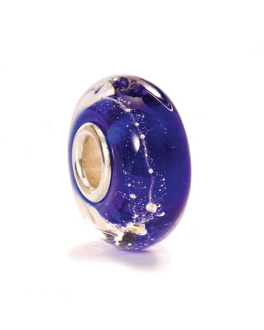Trollbeads | Blue Milky Way Glass Charm Bead | Lyst