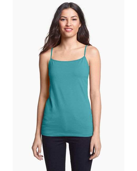 Halogen | Blue 'absolute' Camisole | Lyst