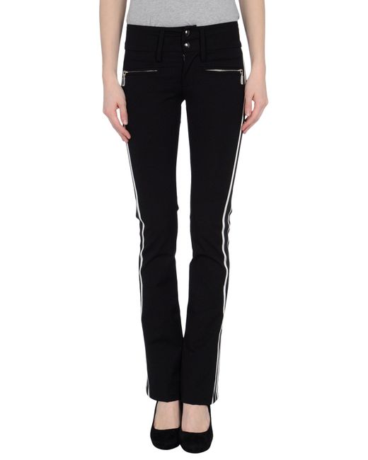 Dondup | Black Denim Pants | Lyst