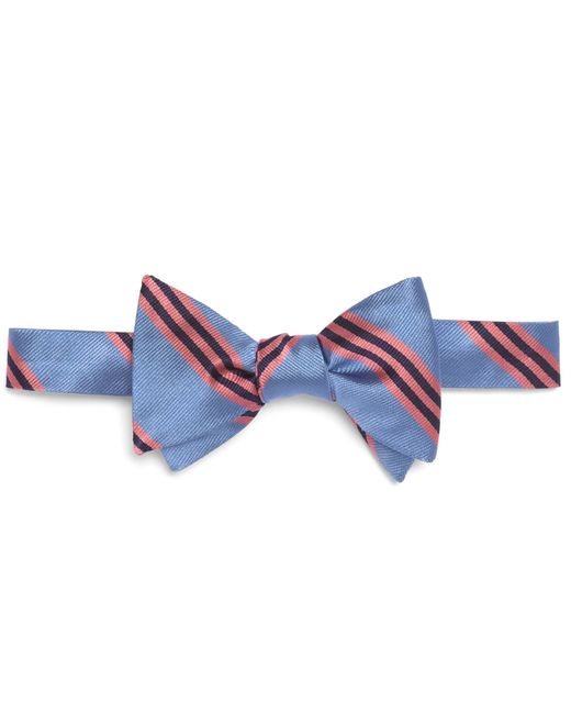 Brooks Brothers | Blue Bb#1 Repp Bow Tie for Men | Lyst