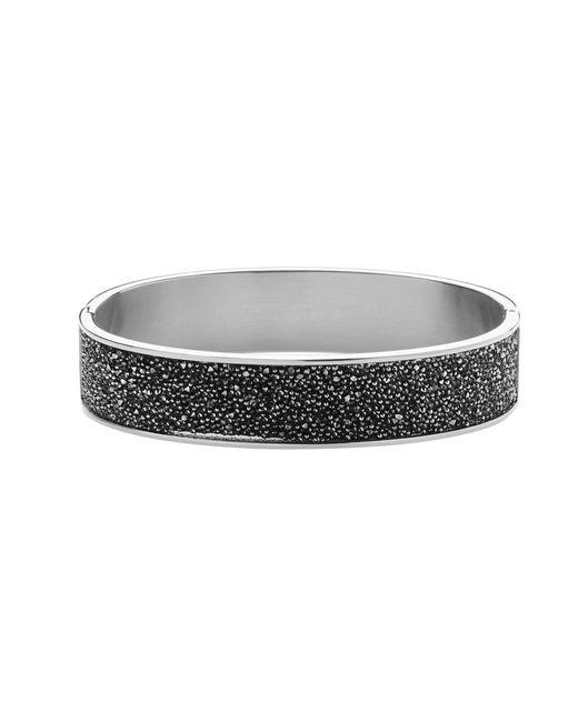 Dyrberg/Kern | Metallic Shine Shiny Silver Grey Bracelet | Lyst