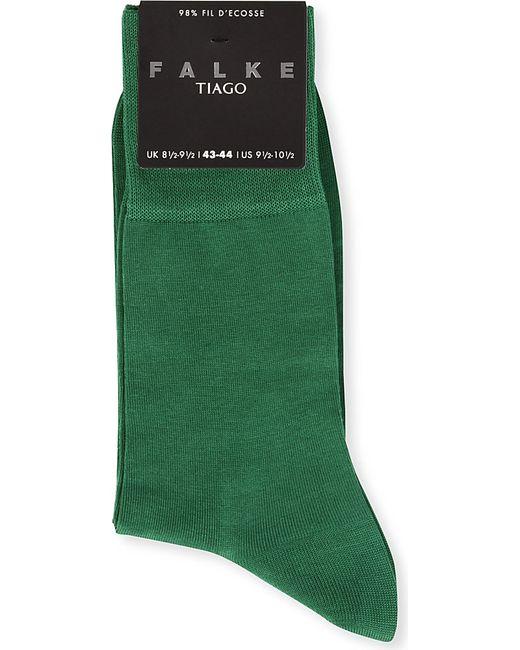 Falke | Green Tiago Cotton-Blend Socks for Men | Lyst