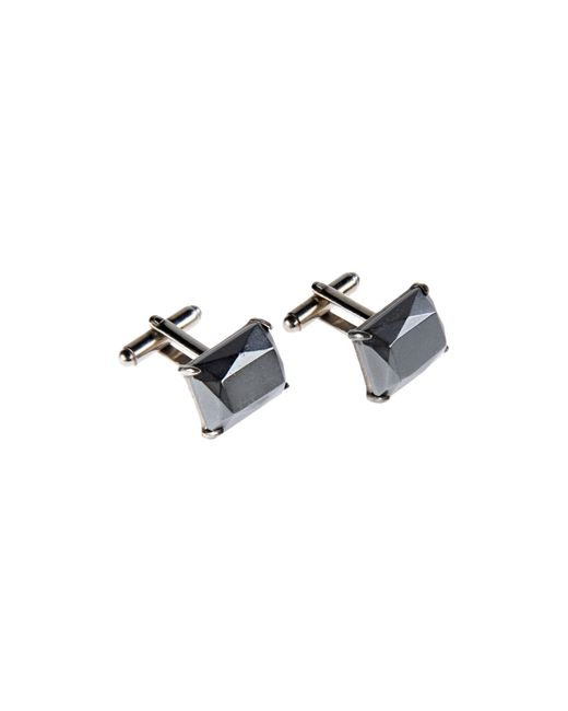 Valentino | Gray Cufflinks And Tie Clips | Lyst
