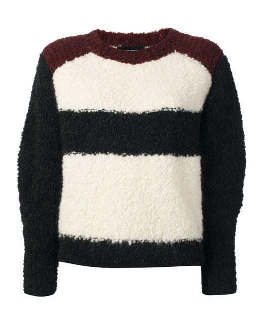 Isabel Marant | Multicolor Geena Oversized Argyle Wool And Alpaca-blend Cardigan | Lyst