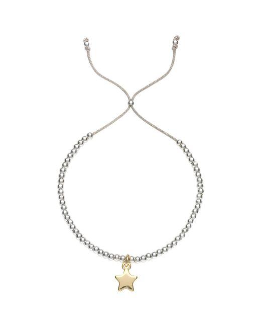 Estella Bartlett   Metallic Liberty Beaded Star Bracelet   Lyst