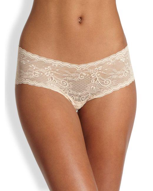 Cosabella | White Trenta Low-rise Hotpants | Lyst