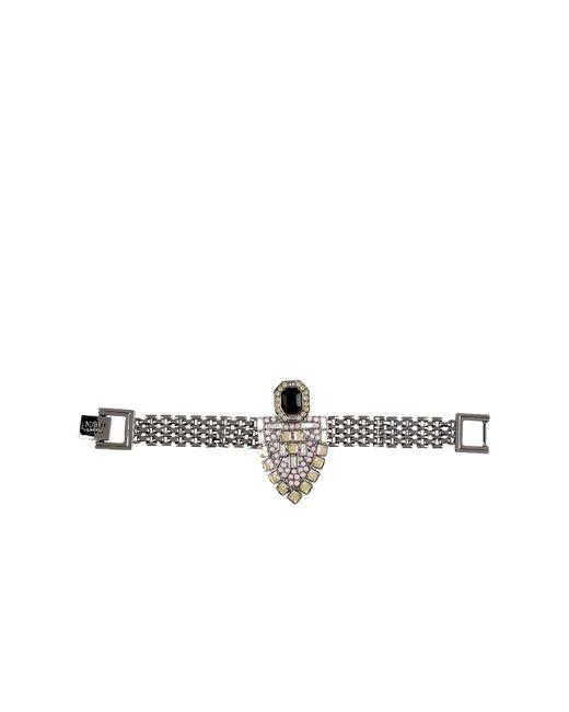 Mawi | Gray Bracelet | Lyst