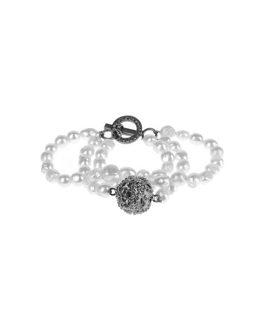 Valentino | White Bracelet | Lyst