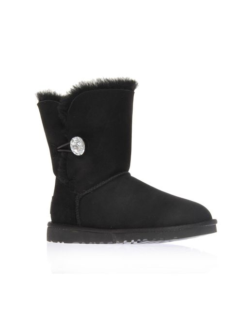 Ugg | Black 'emalie' Waterproof Wedge Bootie for Men | Lyst