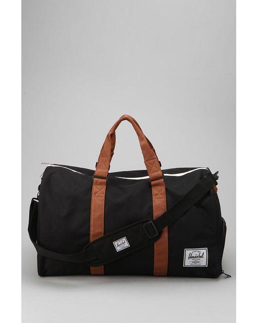 Herschel Supply Co. | Black Novel Weekender Duffel Bag for Men | Lyst