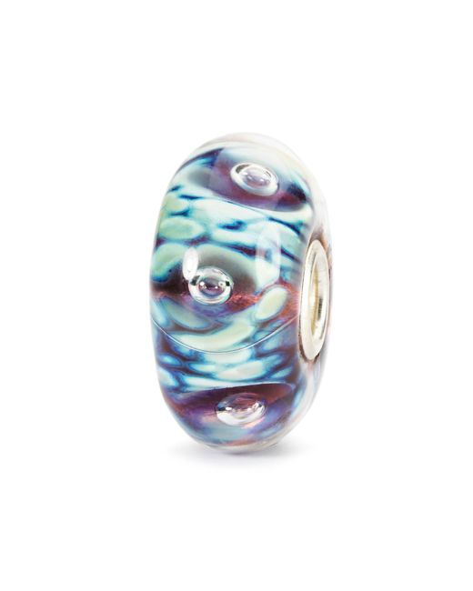 Trollbeads | Multicolor Moonlight Bubbles Bead | Lyst