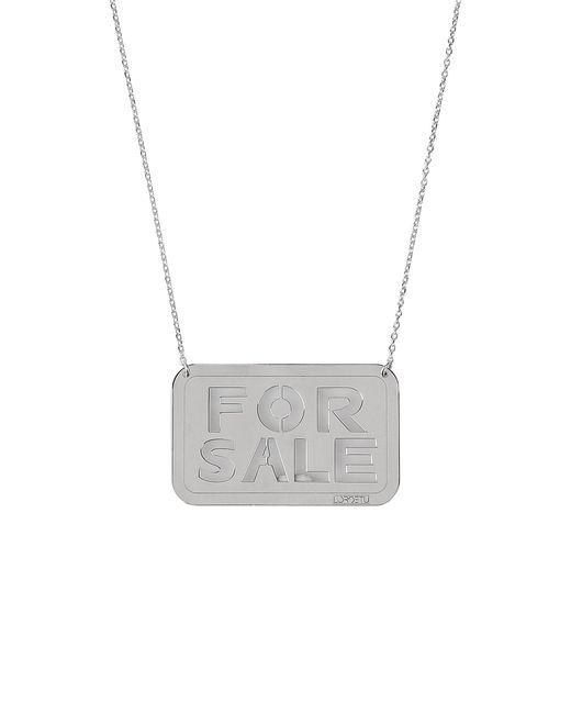 Loroetu | Metallic Necklace | Lyst