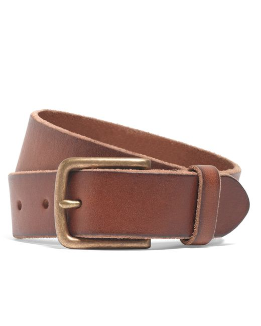 Brooks Brothers | Brown Chino Belt for Men | Lyst