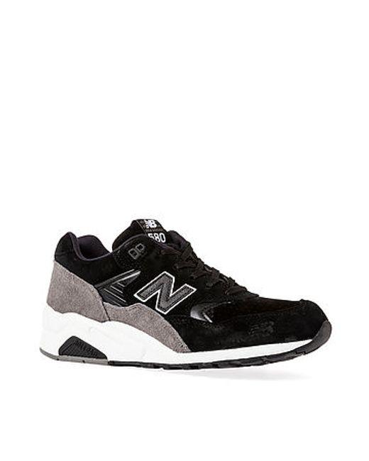 New Balance   Black The Mug Shots 580 Sneaker for Men   Lyst