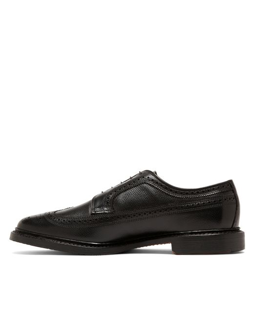 Brooks Brothers | Black Long Wingtips for Men | Lyst