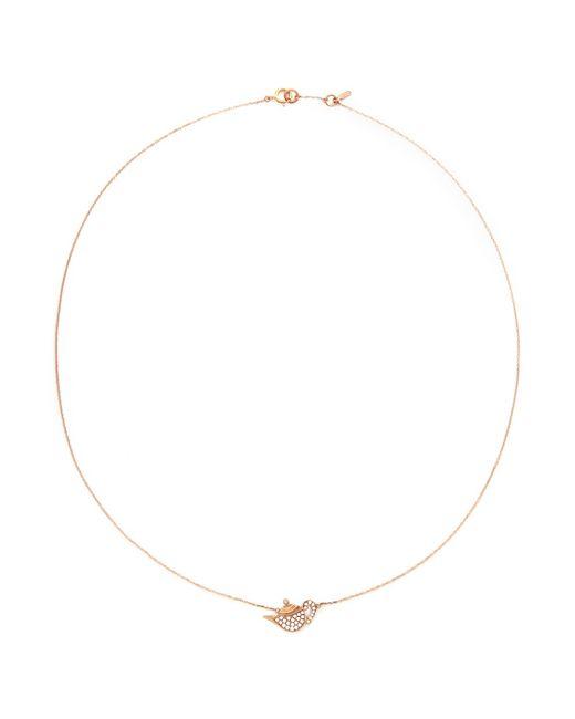 Bao Bao Wan | Pink 'little Teapot' 18k Gold Diamond Necklace | Lyst